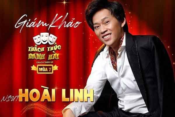 NSX gameshow 'Thách thức danh hài' nói gì trước scandal của nghệ sĩ Hoài Linh?