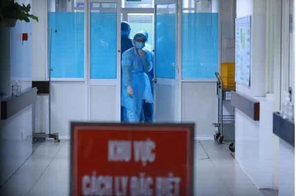 Bà Rịa Vũng Tàu có 3 F1 từ chuỗi lây nhiễm ở Gò Vấp, TP.HCM