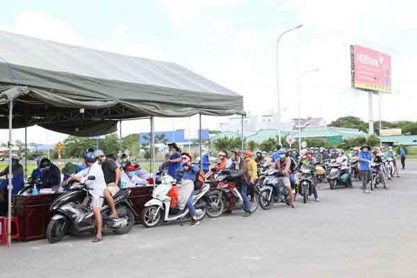Cần Thơ, Vĩnh Long, Kiên Giang tạm dừng vận tải hành khách đi đến TP.HCM và các vùng có dịch