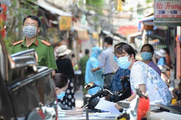 Sáng 27.5: Việt Nam ghi nhận 25 ca mắc COVID-19 mới