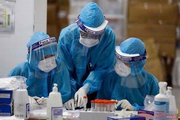 Trưa 27/5: Ghi nhận 53 ca nhiễm Covid-19 trong nước