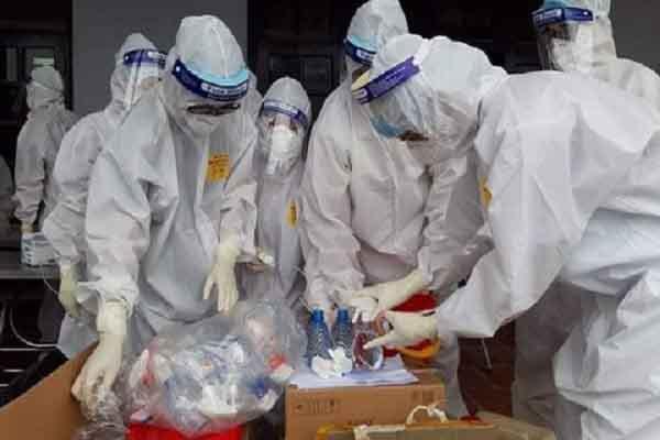 TP.HCM: 1 người ở Hóc Môn làm việc tại Phú Nhuận nhiễm Covid-19