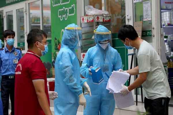 TP.HCM thêm 10 ca dương tính với SARS-CoV-2, có 2 người chưa rõ nguồn lây