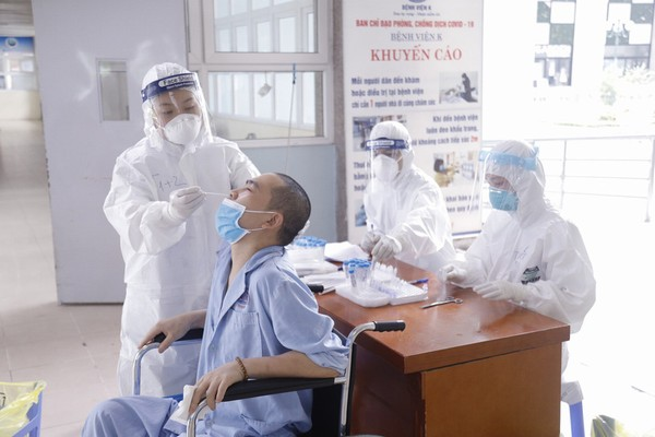 Cơ quan y tế than khó vì người trong Hội thánh truyền giáo Phục hưng khai báo thiếu thành khẩn