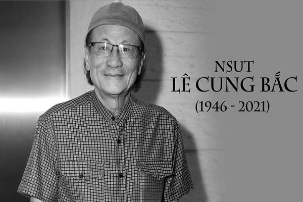 Đạo diễn - NSƯT Lê Cung Bảo qua đời ở tuổi 76