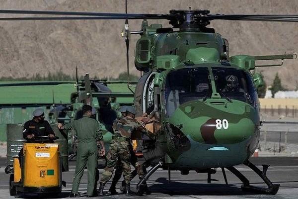 Căng thẳng biên giới với Trung Quốc thúc đẩy công nghiệp quốc phòng Ấn Độ phát triển