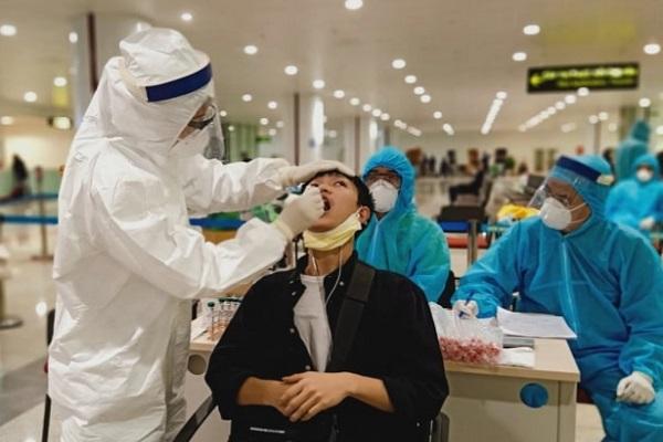 Trưa 2.6: Việt Nam ghi nhận thêm 50 ca mắc COVID-19