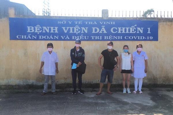 Truy tìm 2 người trong diện theo dõi COVID-19 trốn khỏi bệnh viện dã chiến