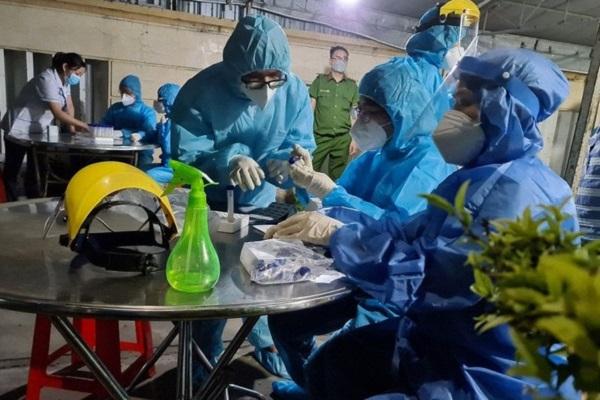 TP.HCM: Phát hiện chuỗi lây nhiễm liên quan chung cư Ehome 3 ở quận Bình Tân