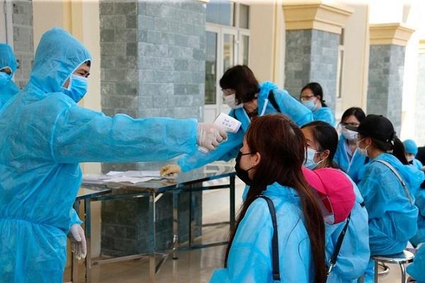 Sáng 22.7, Việt Nam có thêm 2.967 ca mắc COVID-19, vượt mốc 70.000 ca