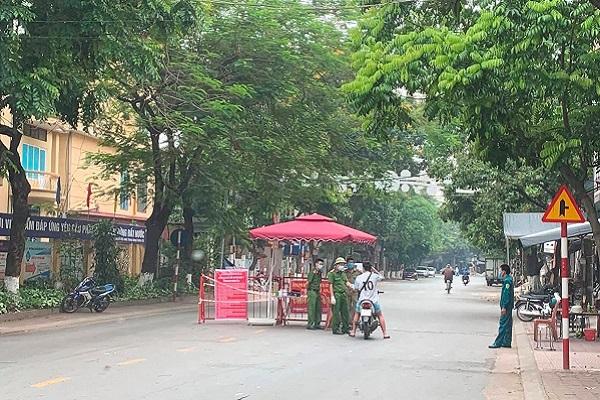 Chủ tịch Bắc Giang phê bình BCĐ chống dịch huyện Yên Dũng, Việt Yên