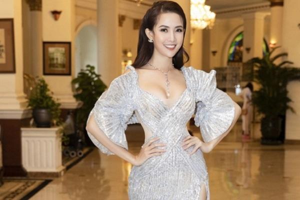 Hoa hậu Phan Thị Mơ kêu gọi phát triển du lịch sau dịch Covid-19