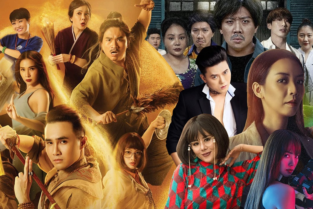 Xu hướng phát triển web-drama thành phim điện ảnh tại Việt Nam: 'Đãi cát tìm vàng'