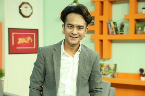 Hùng Thuận khẳng định: 'Tôi chưa bị đồng nghiệp ghét hay nói xấu'