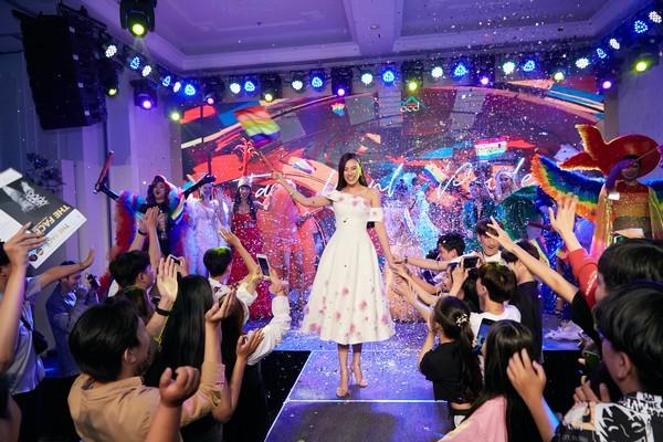 Á hậu Kim Duyên kêu gọi bình đẳng cho cộng đồng LGBTQ+