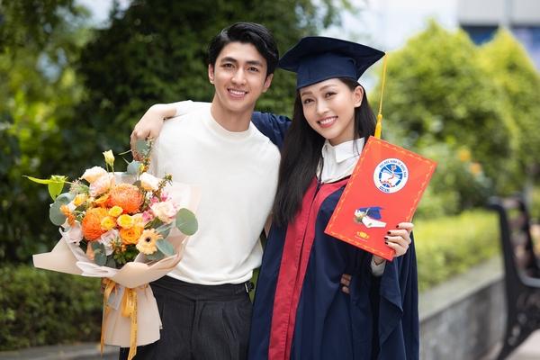 Vừa tốt nghiệp đại học, Á hậu Phương Nga sẽ kết hôn?