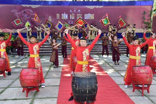 'Di sản với học đường' – Kéo lịch sử văn hóa Việt Nam đến gần với thế hệ 10X