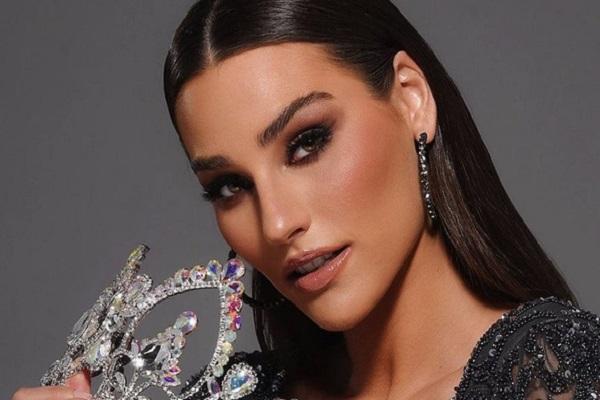 Ảnh Hoa hậu Trái đất 2020 khoe vẻ gợi cảm với trang phục cut-out