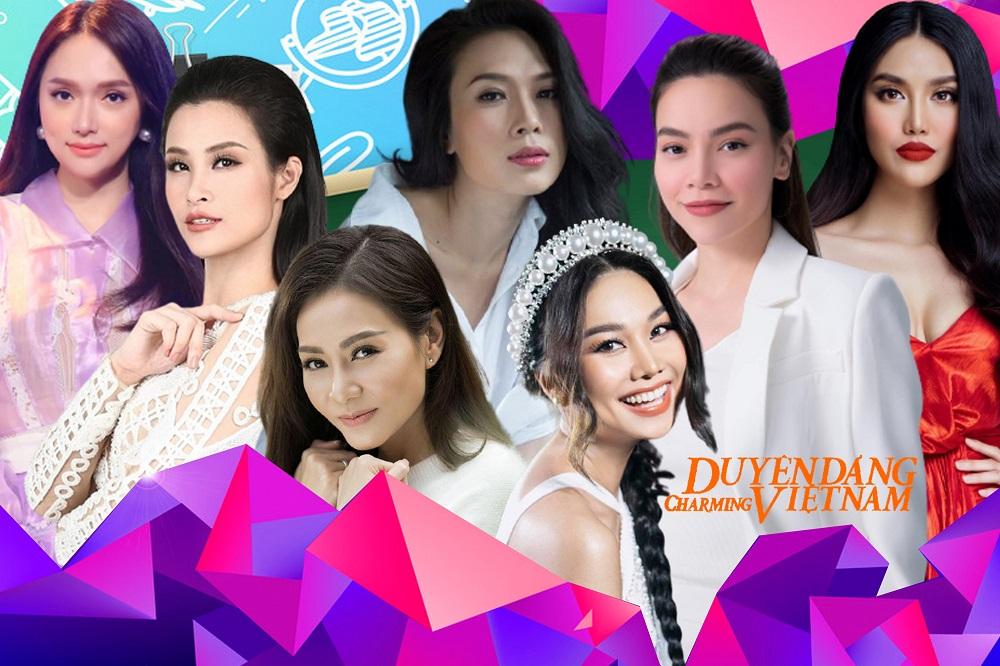 Những 'cô giáo' vạn người mê của showbiz Việt