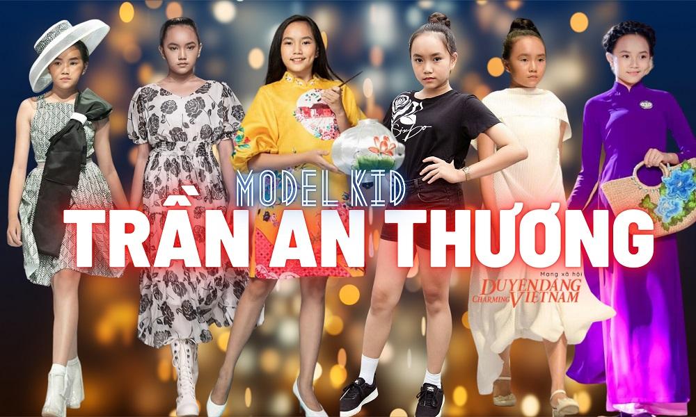 'Chân dài 11 tuổi' Trần An Thương: 'Tự tin là yếu tố quan trọng làm nên thành công'