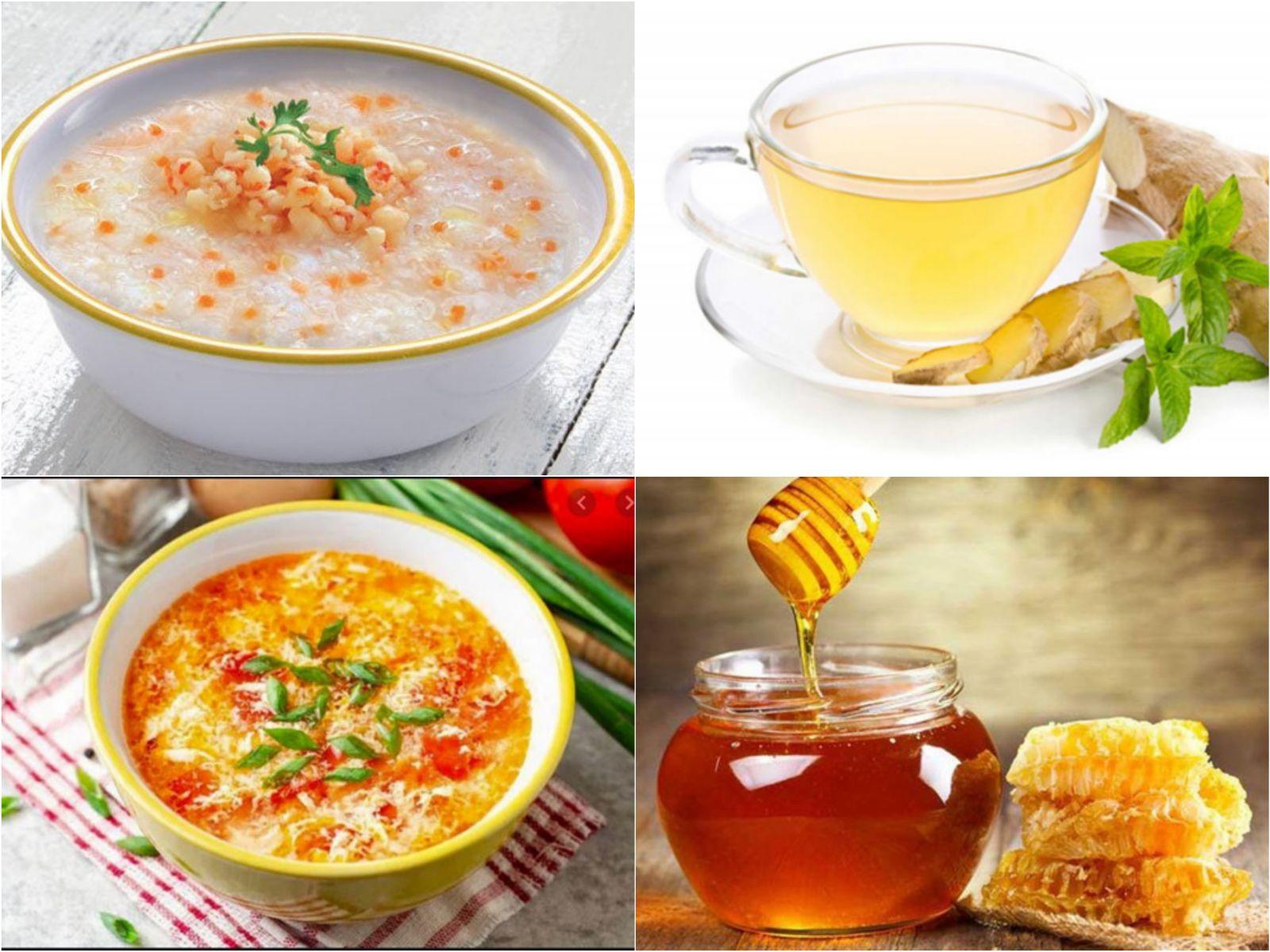 Những lưu ý về thực phẩm trong mùa bão lũ