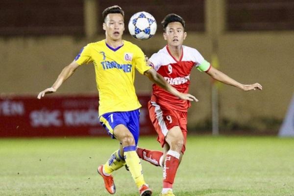 Chia điểm, U.21 Khánh Hòa và Đồng Tháp gặp bất lợi ở lượt đấu cuối