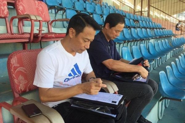 HLV Vũ Hồng Việt và sứ mệnh được ông Park Hang-seo giao tại giải U.21 Thanh Niên