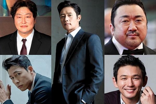 5 diễn viên được yêu thích nhất màn ảnh Hàn Quốc 2020