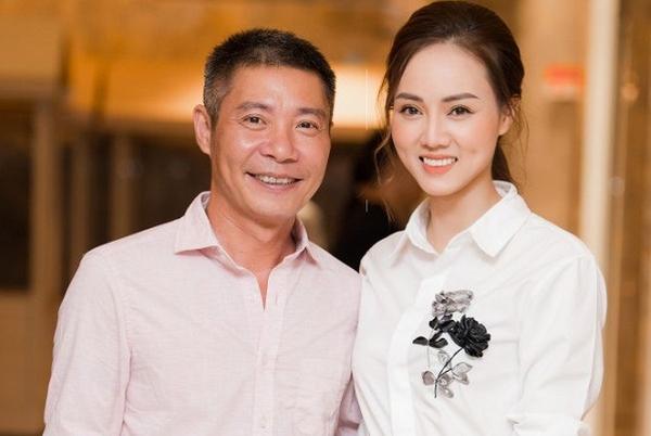 Nghệ sĩ Công Lý cưới lần 4 cùng người đẹp từng vào top 10 Hoa hậu Việt Nam 2008