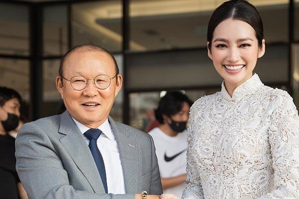 Hoa hậu Trúc Diễm tích cực thúc đẩy quan hệ Việt - Hàn