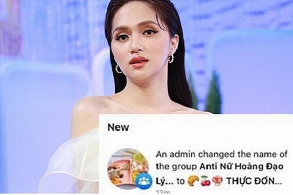 Group anti-fan Hương Giang bất ngờ chuyển thành nhóm dành cho mẹ bỉm sữa