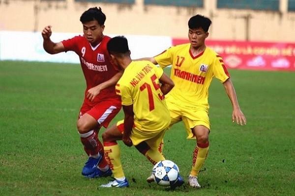 Bán kết U.21 Quốc gia: Nhiều tuyển thủ U.22 so giày trận Nam Định - SLNA