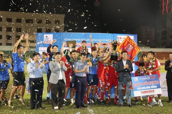 Chung kết U.21 Quốc gia: Viettel thắng xứng đáng, Nguyễn Hữu Thắng xuất sắc nhất giải