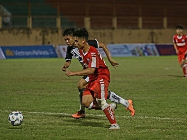VCK U.21 Quốc gia 2020: Công an Nhân dân thắng sít sao chủ nhà Khánh Hòa 1-0