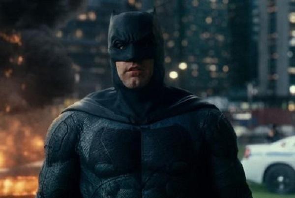 Ben Affleck tiếp tục vào vai Batman trong The Flash