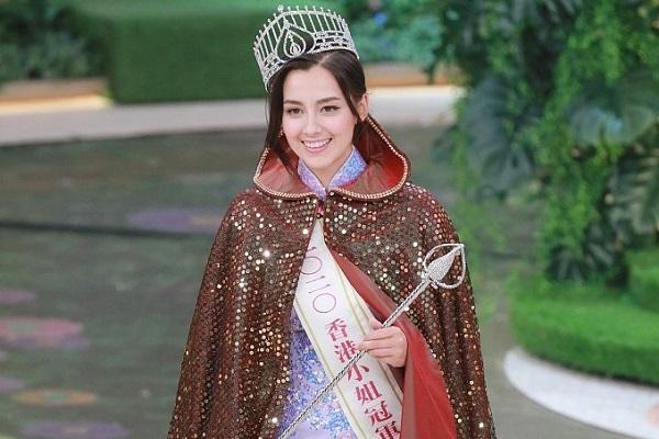 Cô gái 9x cao 1m6 bất ngờ đăng quang Hoa hậu Hong Kong 2020
