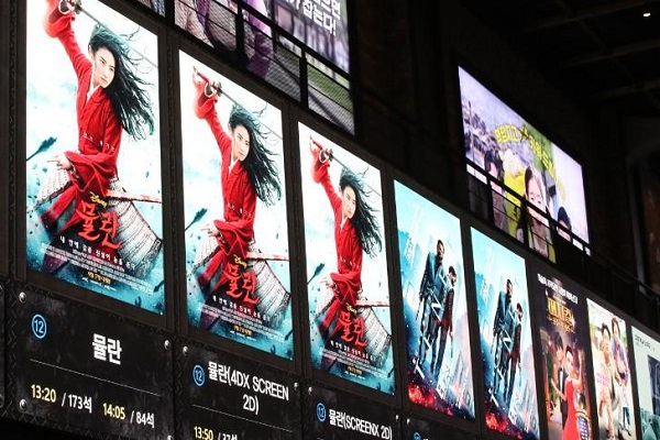 Sau Trung Quốc, phim 'Hoa Mộc Lan' tiếp tục bị tẩy chay ở Hàn Quốc