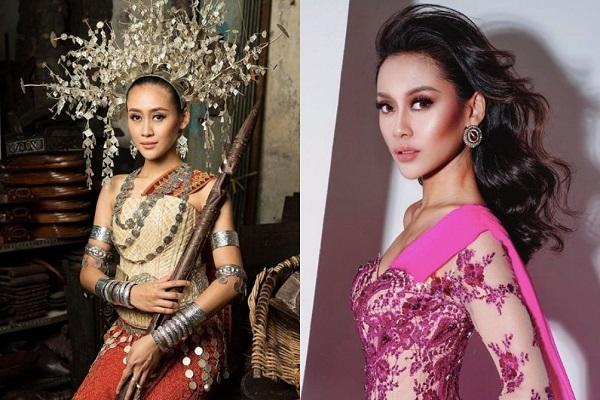 Ngắm nhan sắc chín mùi của Hoa hậu Hoàn Vũ Malaysia 2020