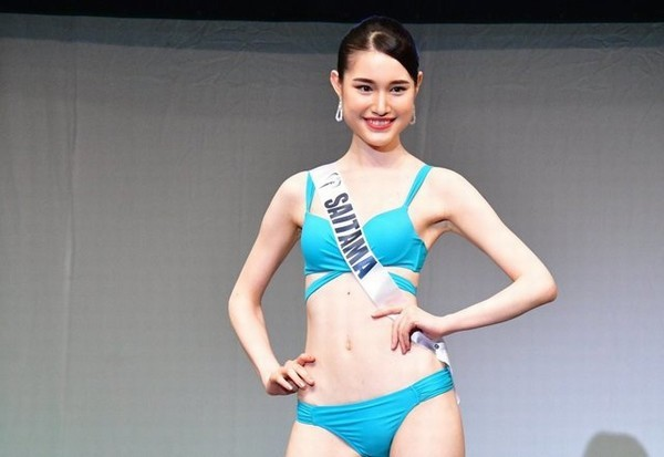 Tân Hoa hậu Trái Đất Nhật Bản bị nhận xét kém sắc