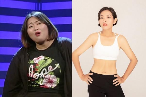 Hành trình 'thổi bay' 50kg đáng ngưỡng mộ của Phương Anh Idol