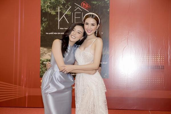 Hoa hậu Phan Thị Mơ và Cao Thái Hà vào vai 'Thúy Kiều - Thúy Vân'