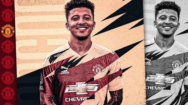 Vì sao Man United mua được Sancho từ Dortmund với giá chỉ 73 triệu bảng?