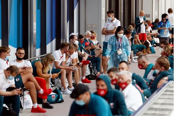 Xuất hiện COVID-19 trong VĐV dự Olympic đe dọa Thế vận hội tại Tokyo
