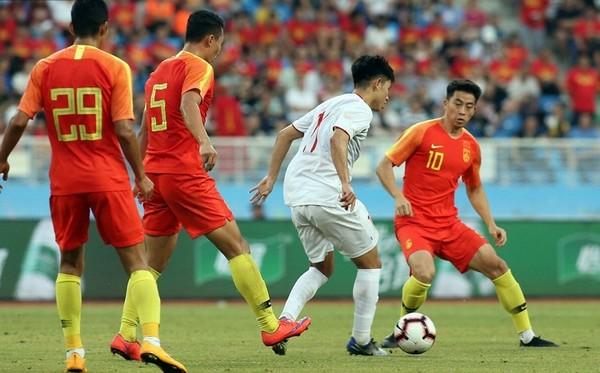 Đội tuyển Việt Nam có thể gặp Trung Quốc ở vòng loại cuối World Cup 2022
