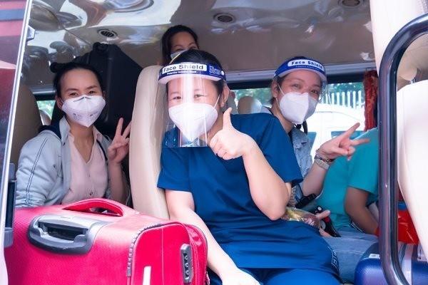TP.HCM: Những 'bà đỡ' lần đầu tình nguyện lên đường chống dịch