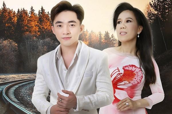 Trung Quang trở lại với bolero, kết hợp cùng 'đàn chị' Mai Thiên Vân
