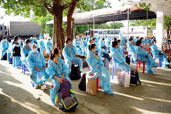 Việt Nam ghi nhận số ca mắc COVID-19 vượt mốc 9.000
