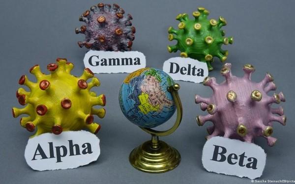 Các biến thể Delta, Gamma đang tiến hóa có thể dội ngược đe dọa Trung Quốc