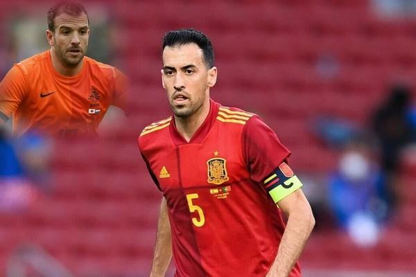 Cựu sao Real Madrid sỉ nhục tuyển Tây Ban Nha, tiền vệ Barcelona đáp trả gay gắt