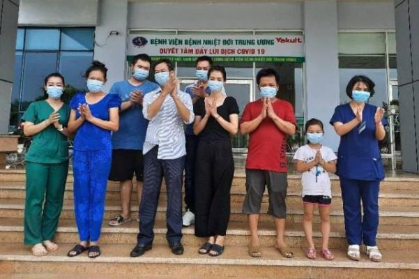 Ngày thứ 3 Việt Nam không có ca mắc trong cộng đồng, thêm 12 bệnh nhân được công bố khỏi bệnh